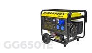 Генератор бензиновый  CHAMPION GG6501E+ATS
