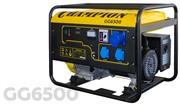 Генератор бензиновый  GG6500