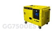 Генератор бензиновый  GG7500ES