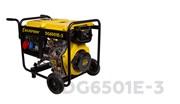 Генератор дизельный DG6501E-3