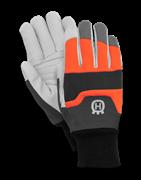 Перчатки Functional Husqvarna с защитой от порезов бензопилой