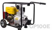 Мотопомпа Champion GP100E   (для чистой воды)