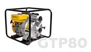Мотопомпа Champion GPT80   (для грязной воды)