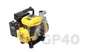 Мотопомпа Champion GP40   (для чистой воды)